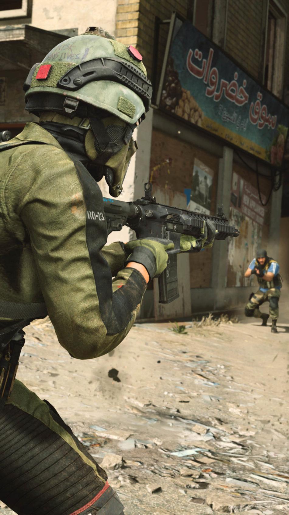 Call of Duty Modern Warfare Gameplay 2020 4K Ultra HD ...