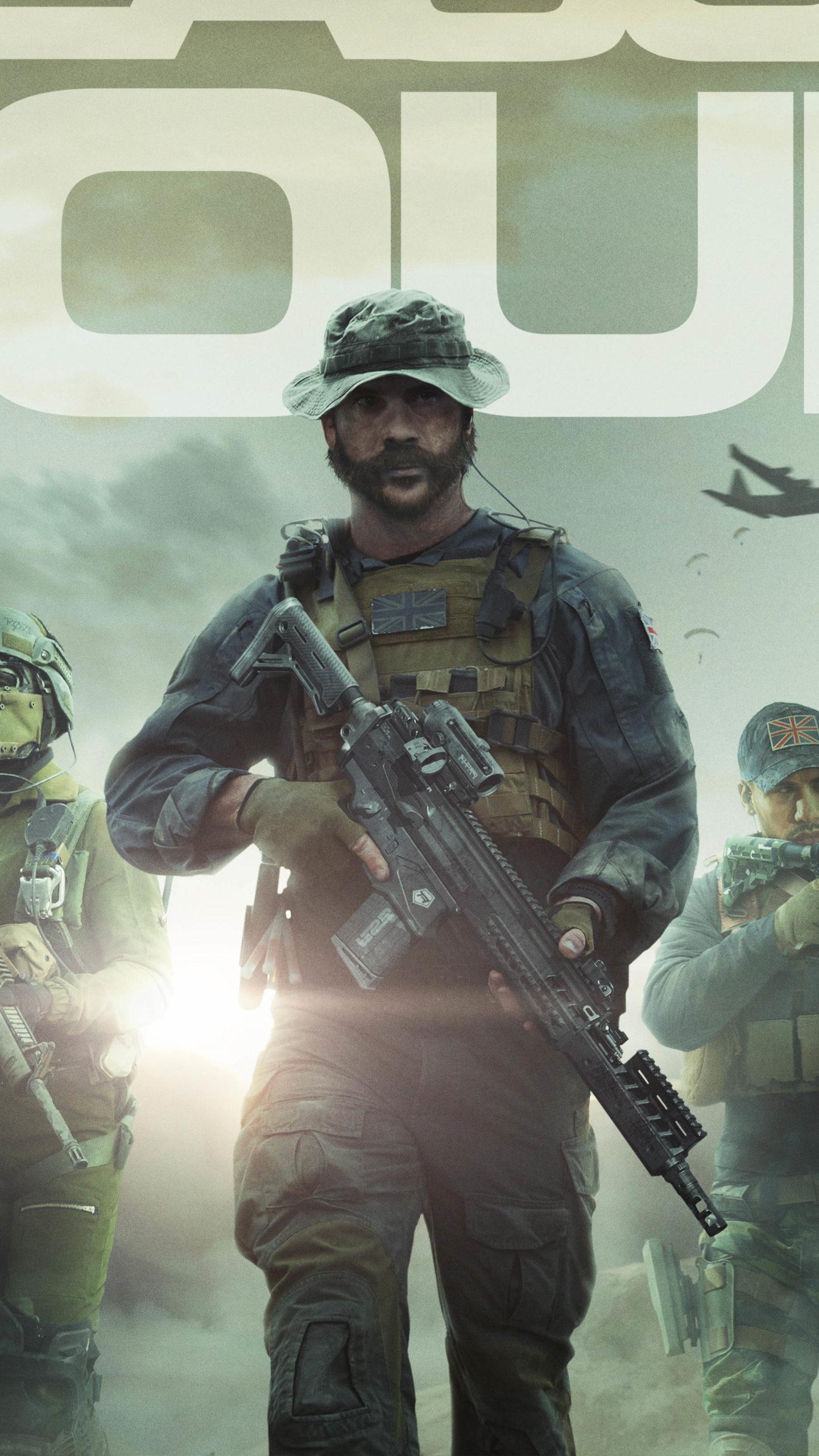 Call of Duty Modern Warfare Season 4 4K Ultra HD Mobile ...
