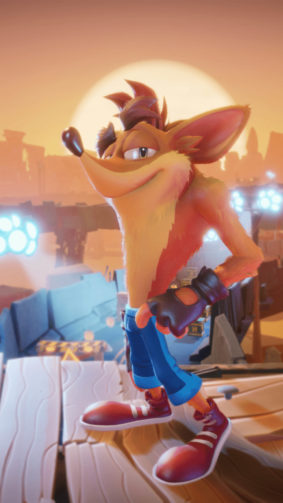 Crash Bandicoot 4 It's About Time Game 2020 4K Ultra HD Mobile Wallpaper