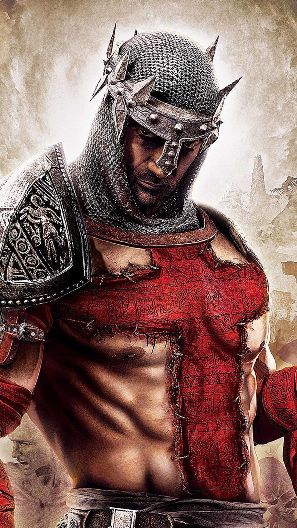 Dante's Inferno Video Game 4K Ultra HD Mobile Wallpaper