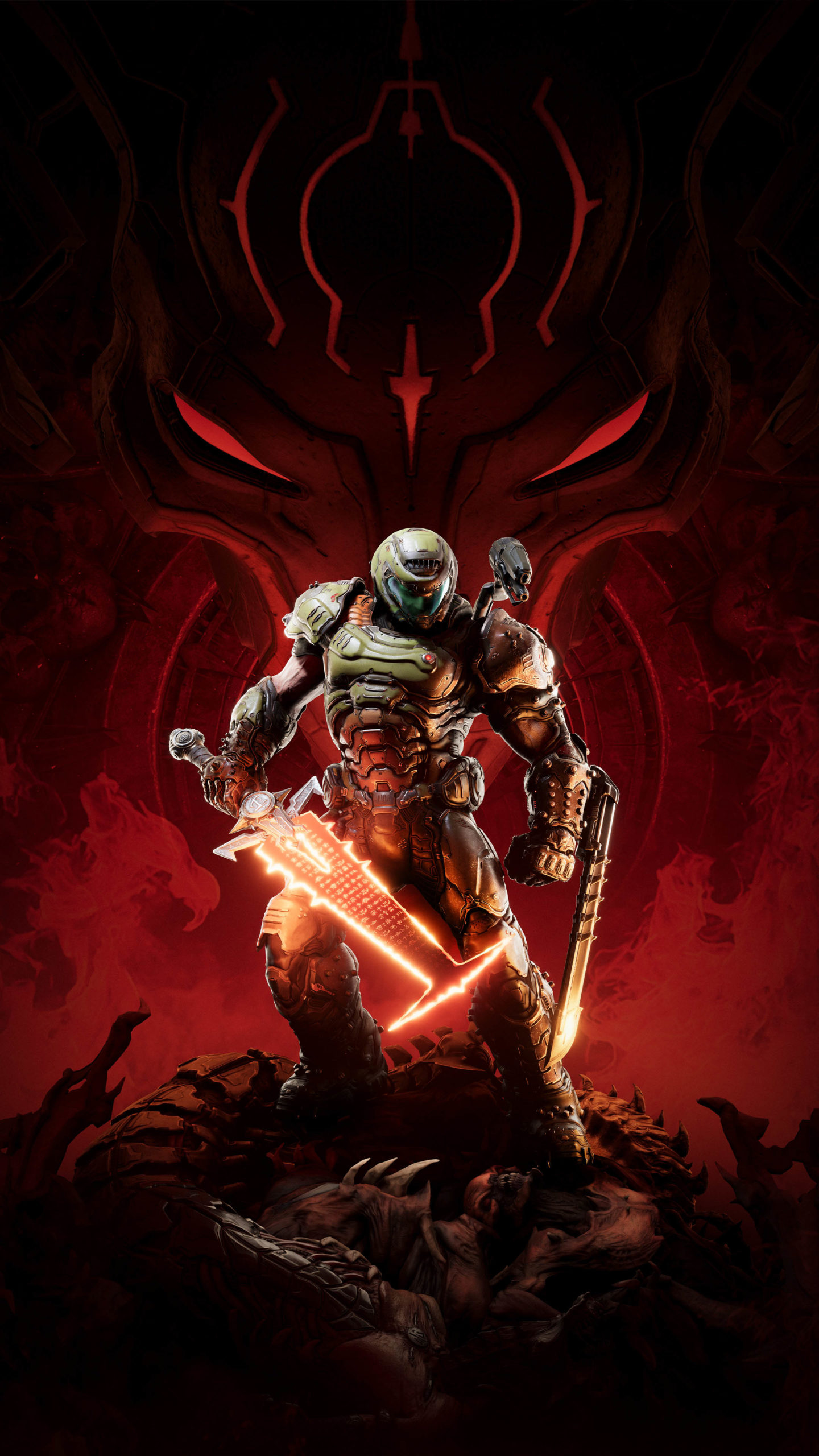 Doom Eternal Game 2020 4K Ultra HD Mobile Wallpaper