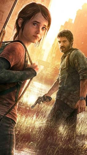Ellie & Joel The Last of Us 4K Ultra HD Mobile Wallpaper