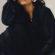 Emma Mackey In Black Dress 4K Ultra HD Mobile Wallpaper
