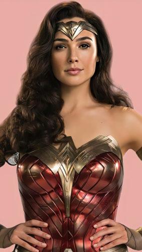 Gal Gadot In Movie Wonder Woman 1984 4K Ultra HD Mobile Wallpaper