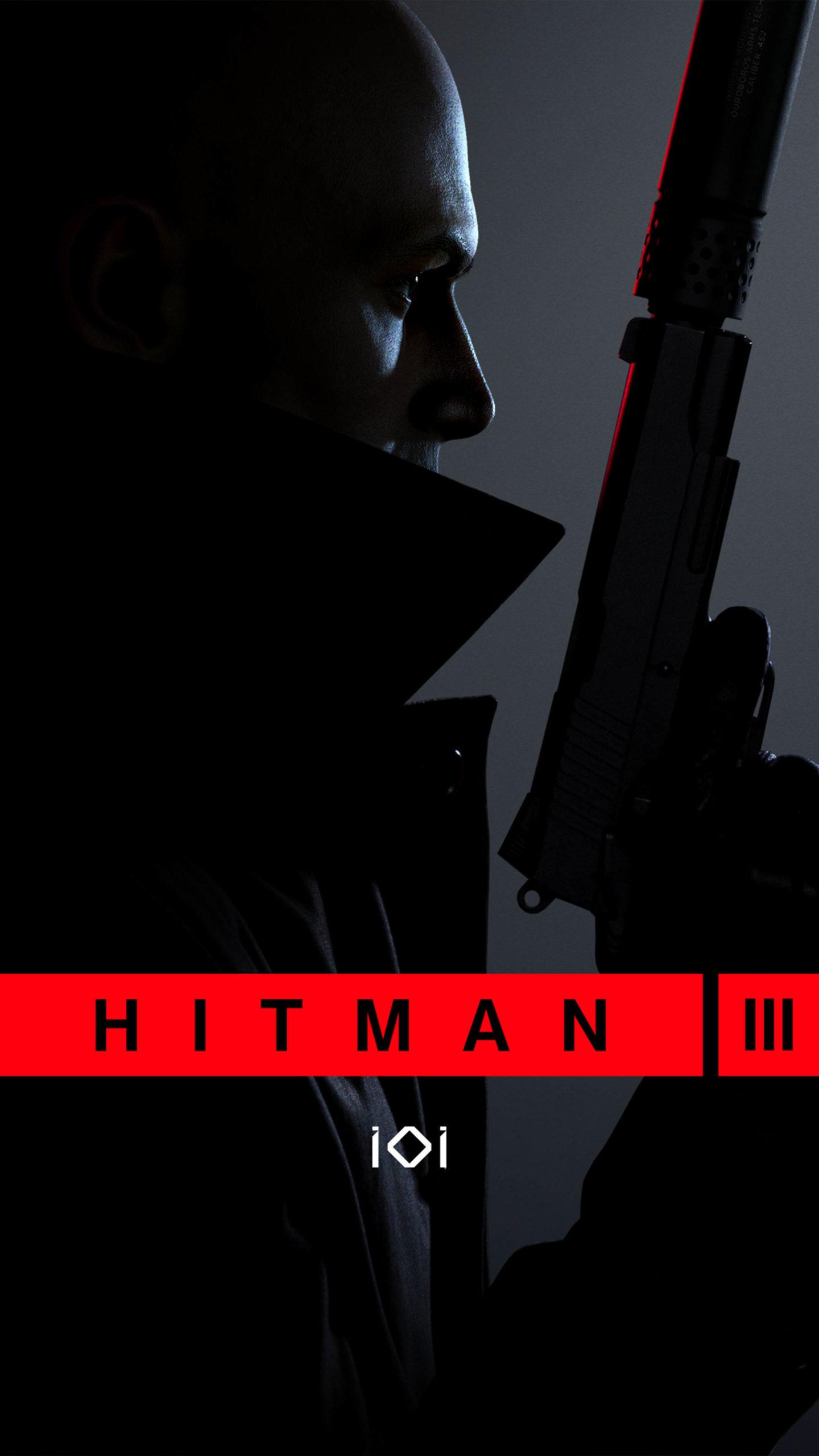 Hitman 3 Game Poster 4K Ultra HD Mobile Wallpaper