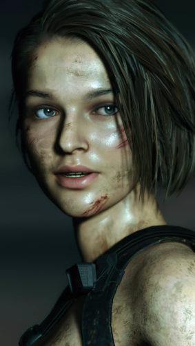Jill Valentine Resident Evil 3 2020 4K Ultra HD Mobile Wallpaper