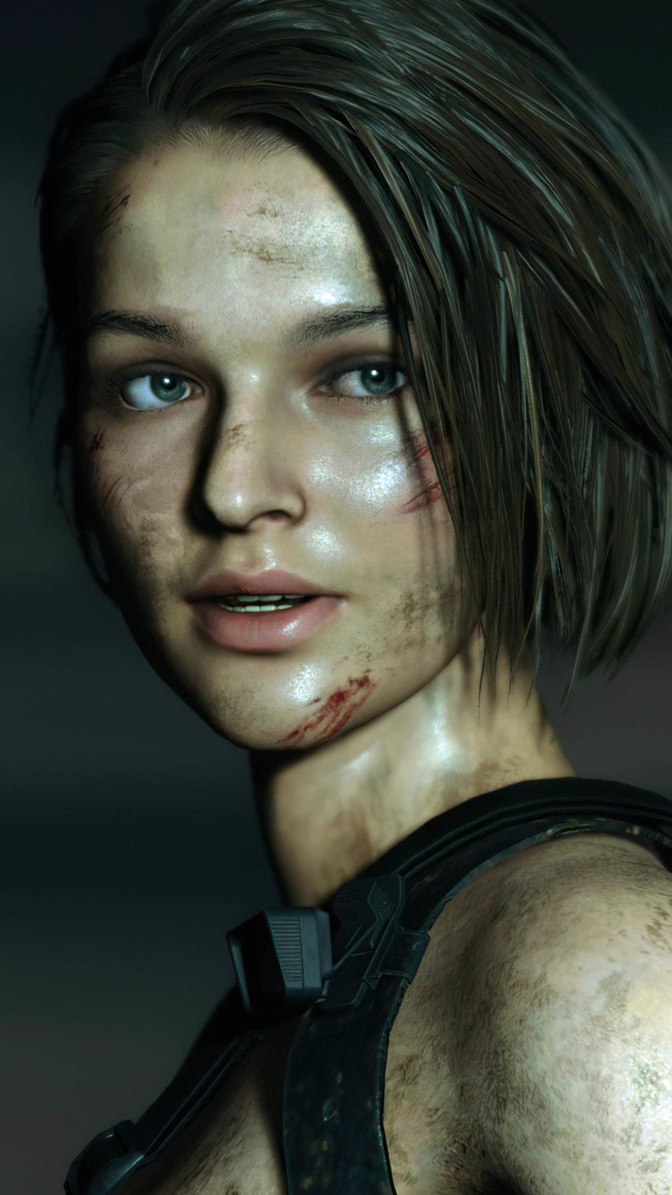 950x1534 Jill Valentine Resident Evil 3 Remake 950x1534