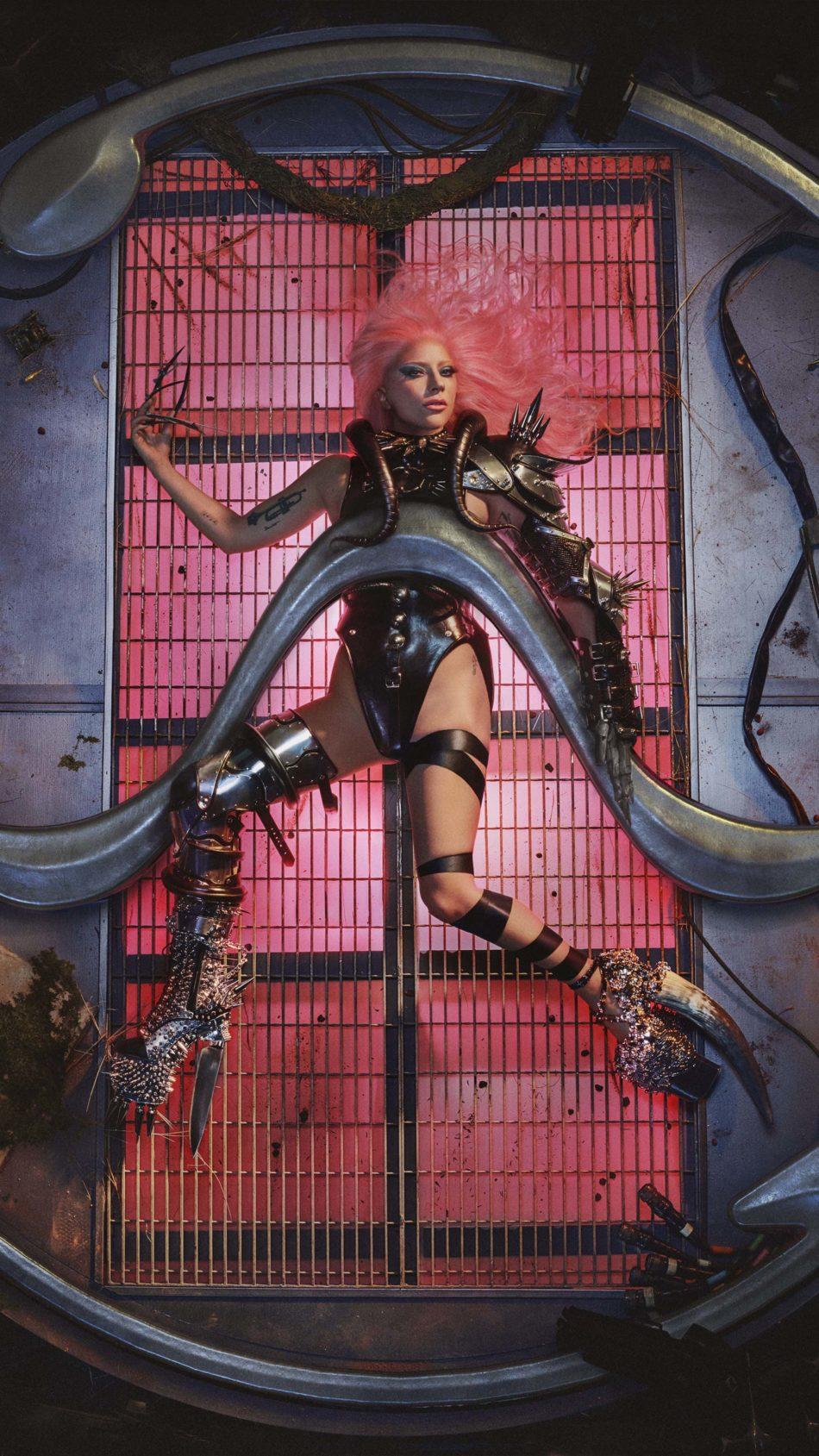 Lady Gaga Chromatica Photoshoot 4K Ultra HD Mobile Wallpaper
