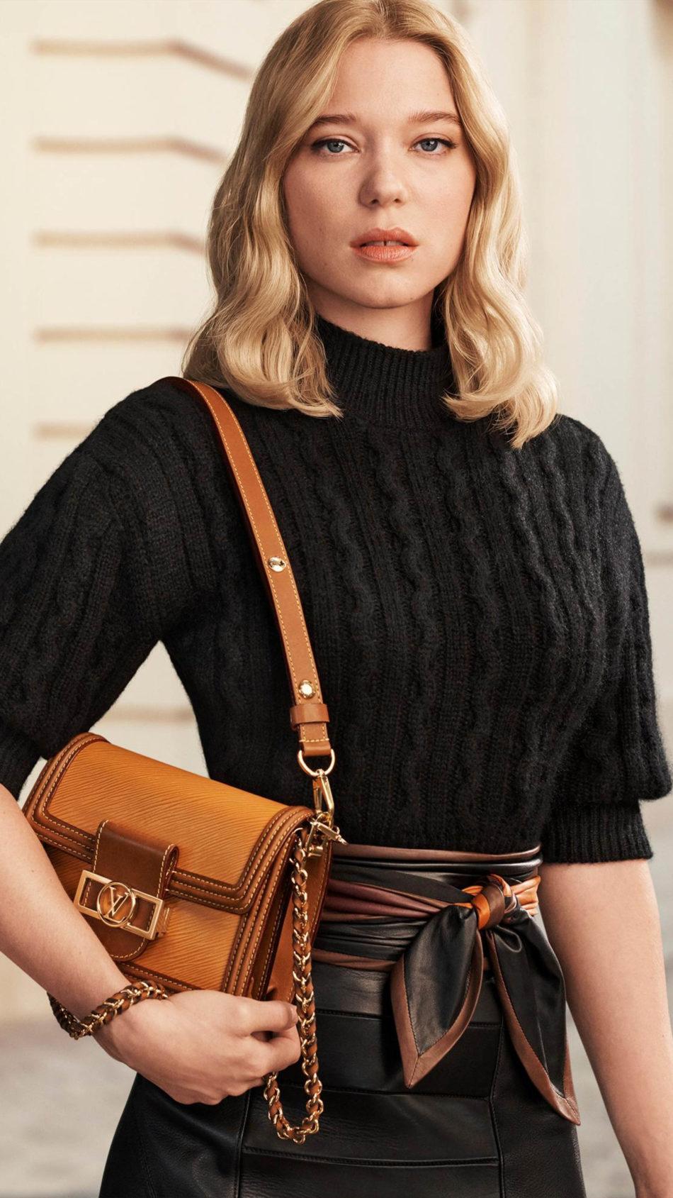 Lea Seydoux 2020 4K Ultra HD Mobile Wallpaper