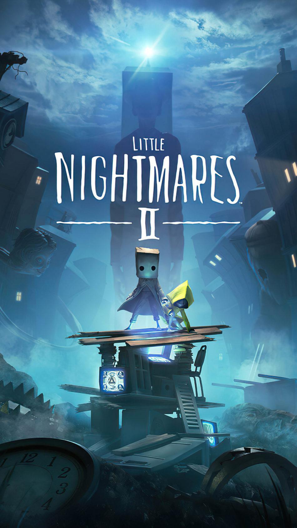 Little Nightmares 2 Game Poster 4K Ultra HD Mobile Wallpaper