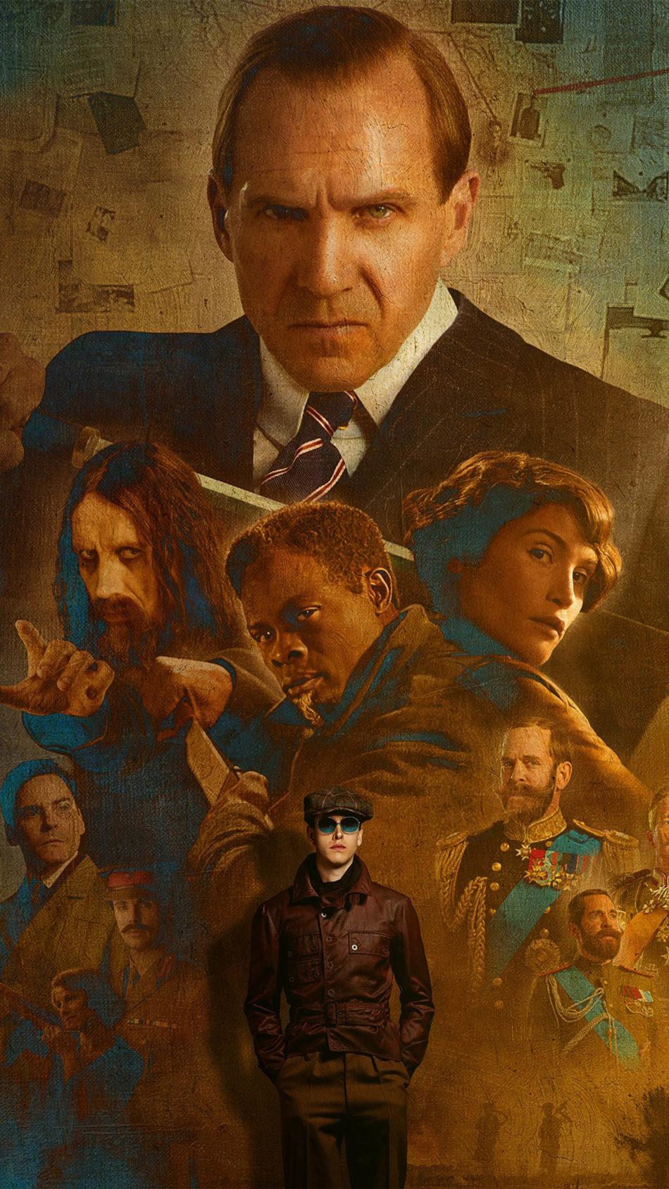 The King's Man 2020 Poster 4K Ultra HD Mobile Wallpaper