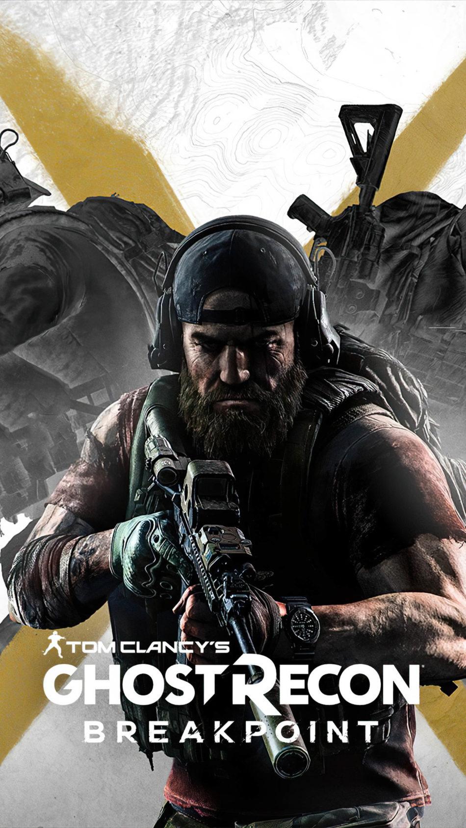 Tom Clancy's Ghost Recon Breakpoint 2020 4K Ultra HD Mobile Wallpaper