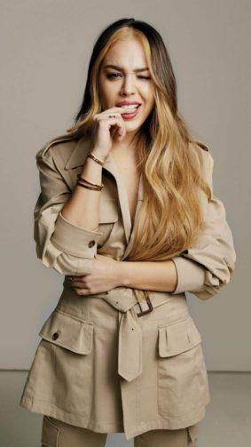 Actress Danna Paola 2020 4K Ultra HD Mobile Wallpaper