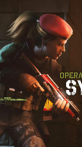 Firewall Zero Hour Operation Syndicate Game Poster 4K Ultra HD Mobile Wallpaper