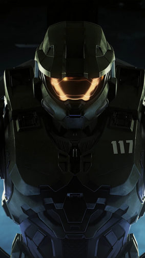 Halo Infinite 117 4K Ultra HD Mobile Wallpaper