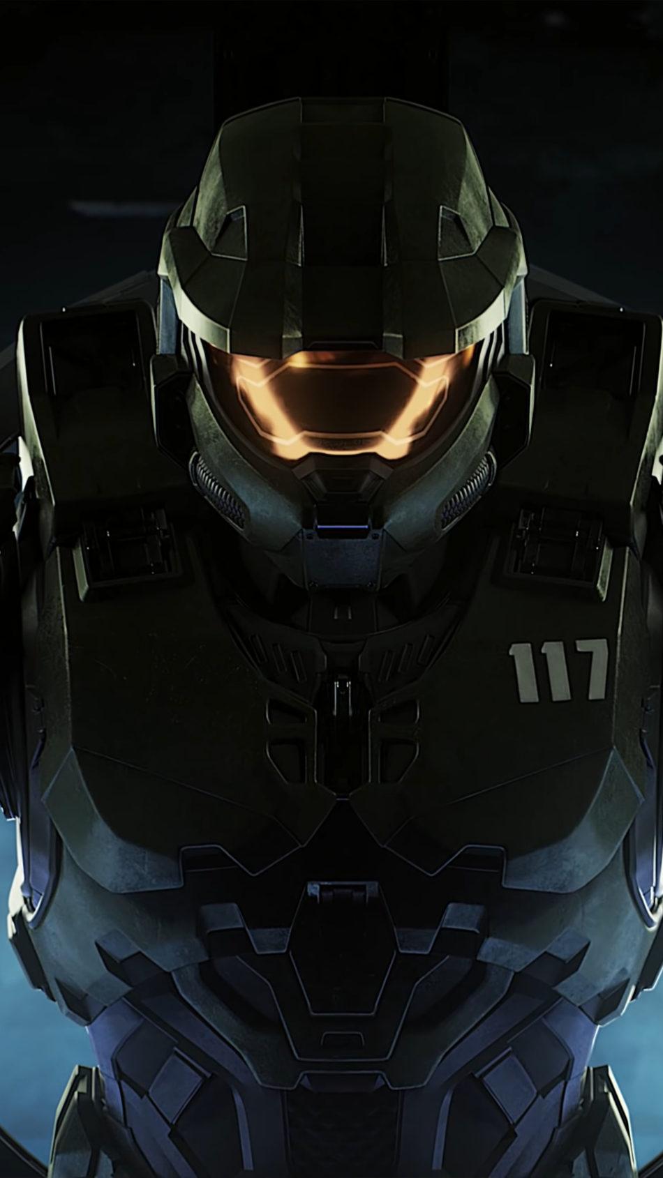 Halo Infinite 117 4K Ultra HD Mobile Wallpaper