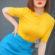 Joey King 2020 Colorful Photoshoot 4K Ultra HD Mobile Wallpaper