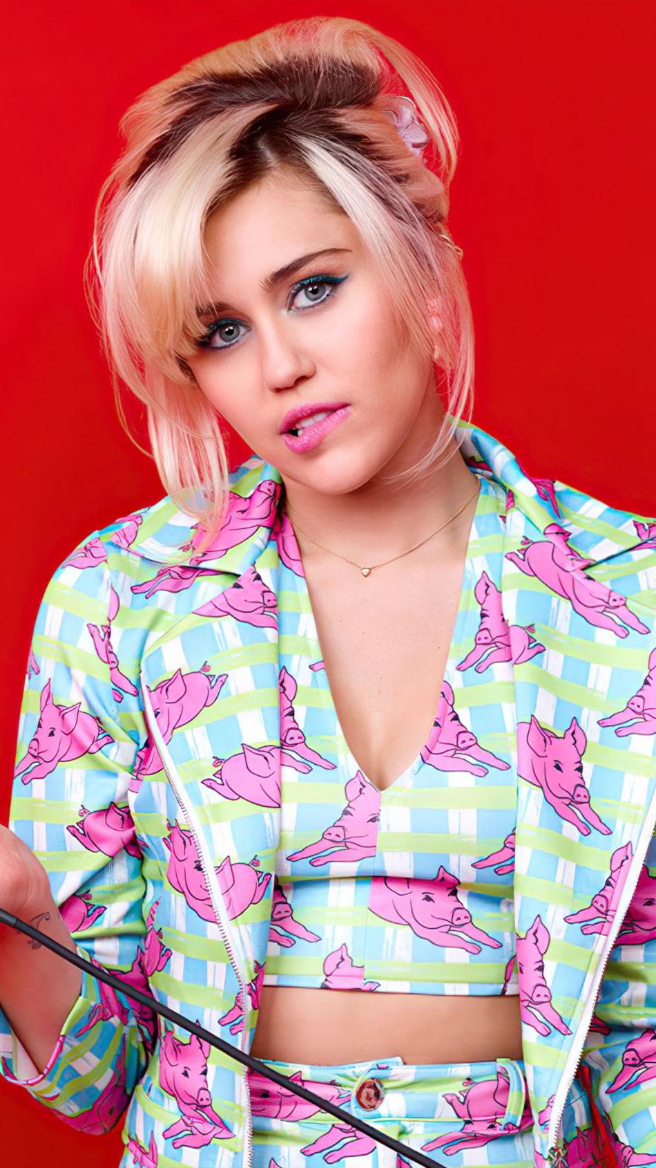 Miley Cyrus Billboard 2020 4K Ultra HD Mobile Wallpaper