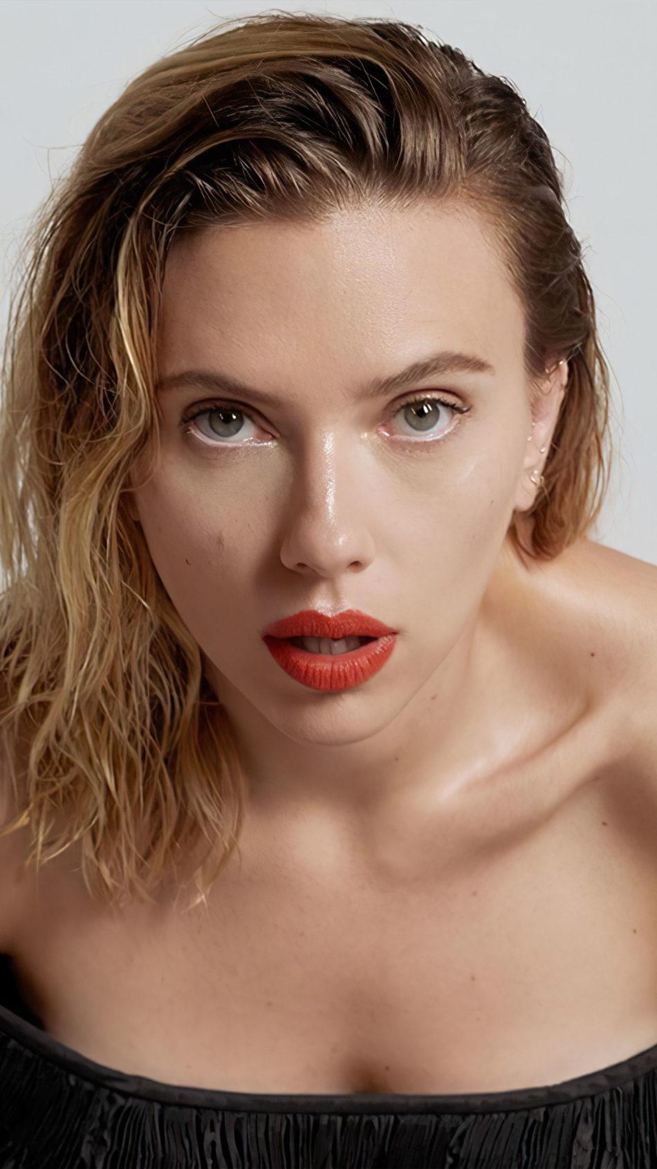 Scarlett Johansson Vanity Fair Photoshoot 4K Ultra HD ...