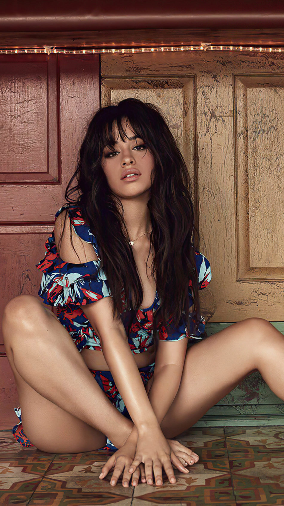 Singer Camila Cabello 2020 4K Ultra HD Mobile Wallpaper