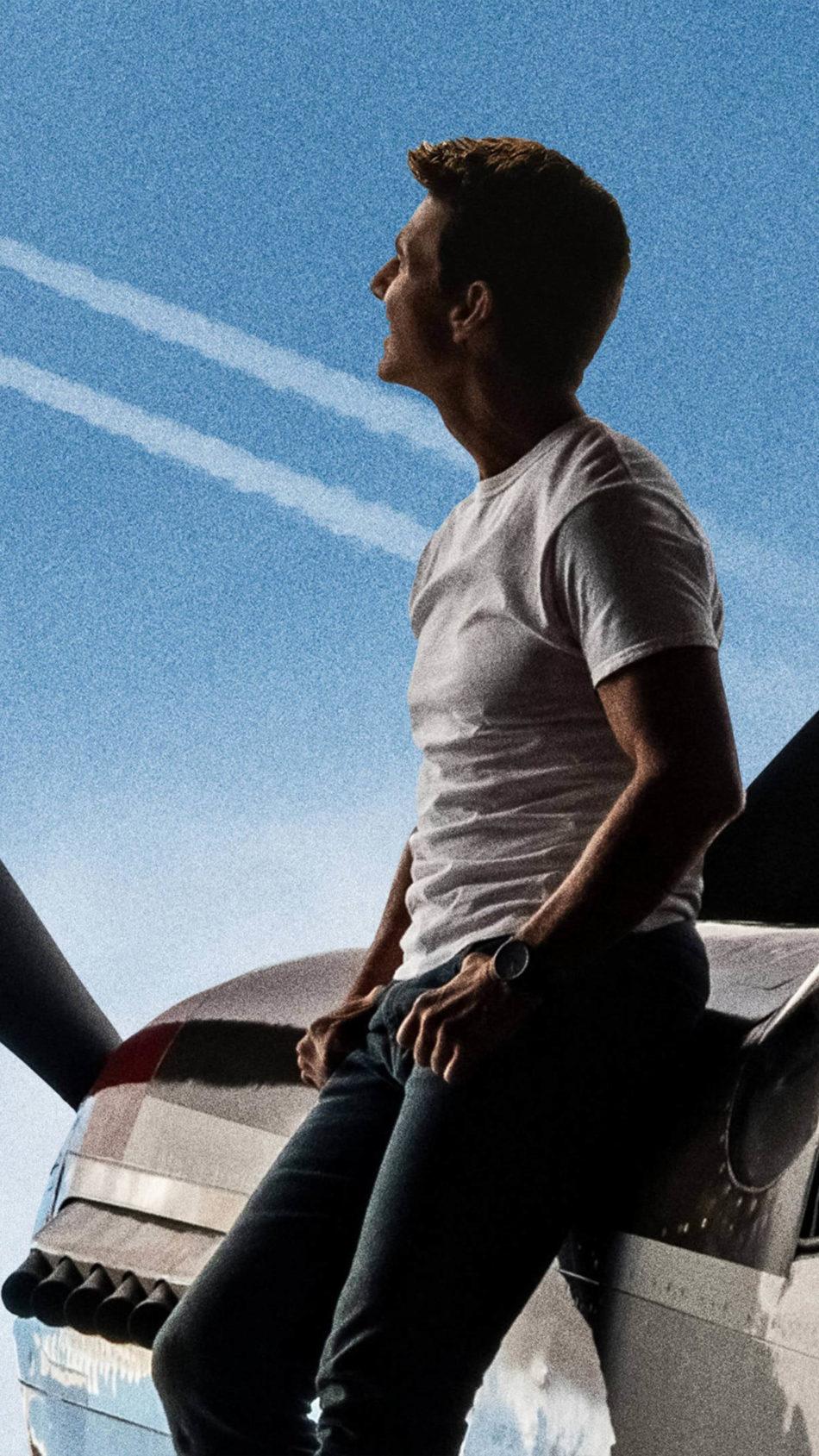 Top Gun Maverick Tom Cruise 4K Ultra HD Mobile Wallpaper