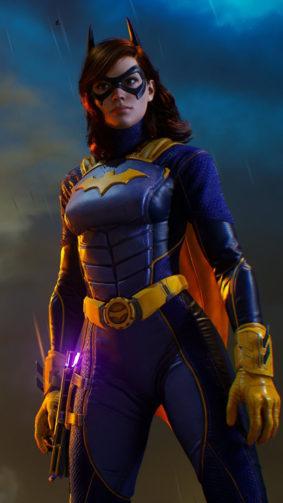 Batgirl In Gotham Knights Game 4K Ultra HD Mobile Wallpaper