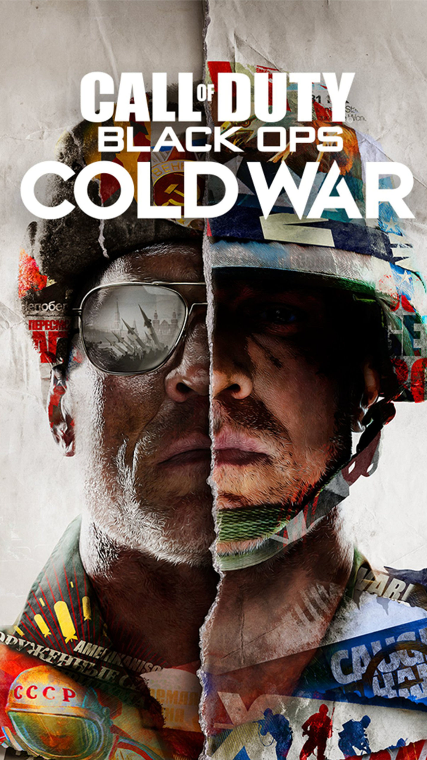 Call of Duty Black OPS Cold War 2020 Poster 4K Ultra HD