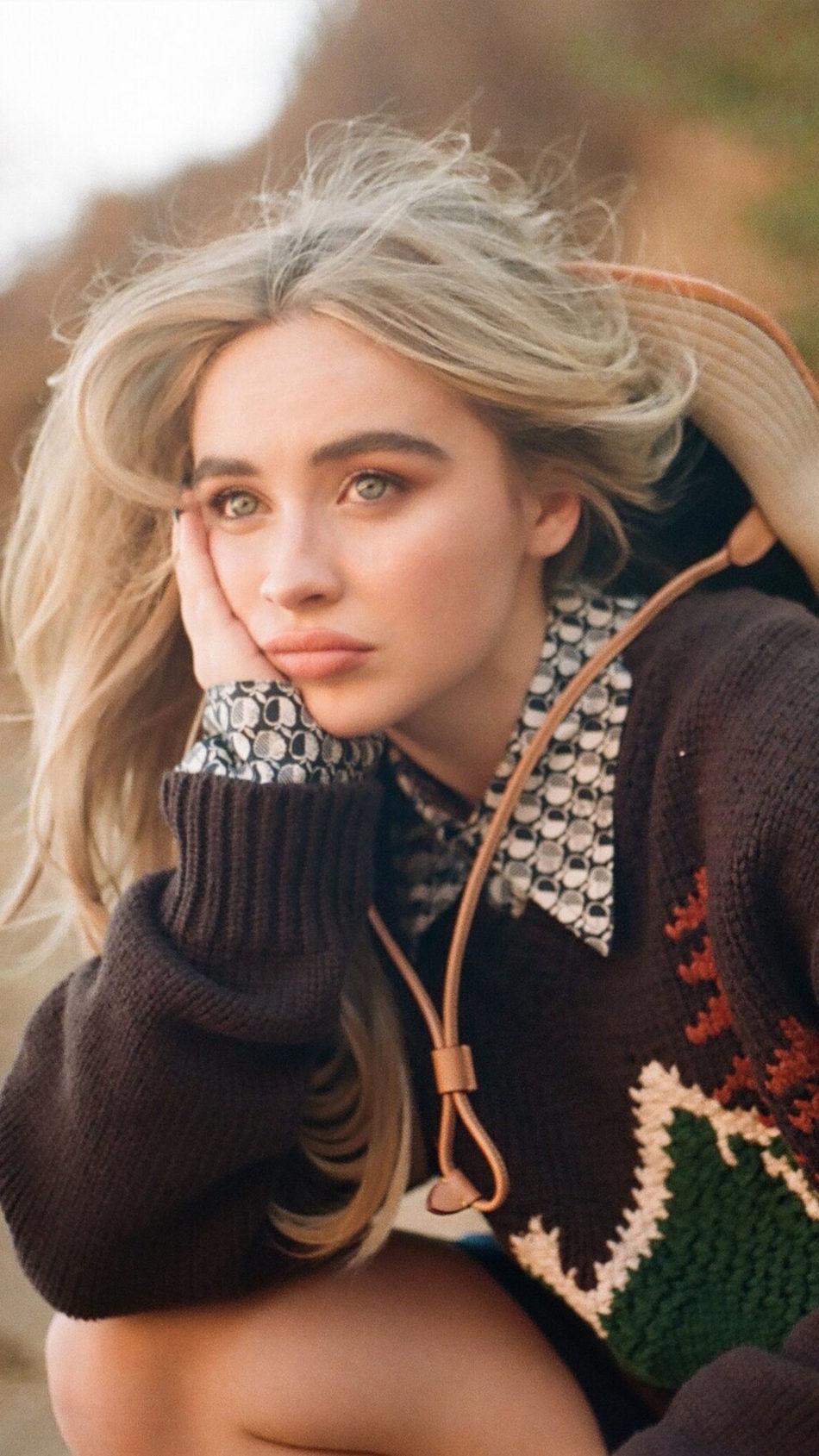 Sabrina Carpenter Photoshoot 2020 4K Ultra HD Mobile Wallpaper