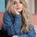 Beautiful Sabrina Carpenter Blue Eyes 4K Ultra HD Mobile Wallpaper