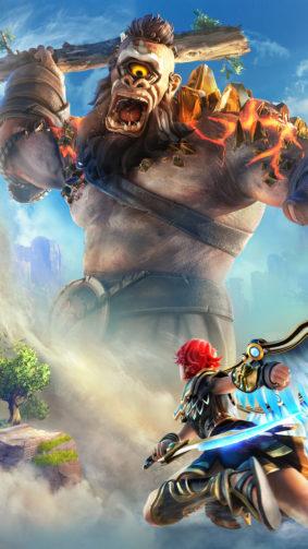 Immortals Fenyx Rising Game 4K Ultra HD Mobile Wallpaper