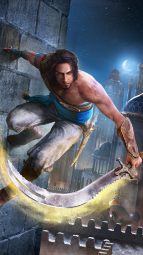 Prince of Persia Sands of Time Remake Poster 4K Ultra HD Mobile Wallpaper