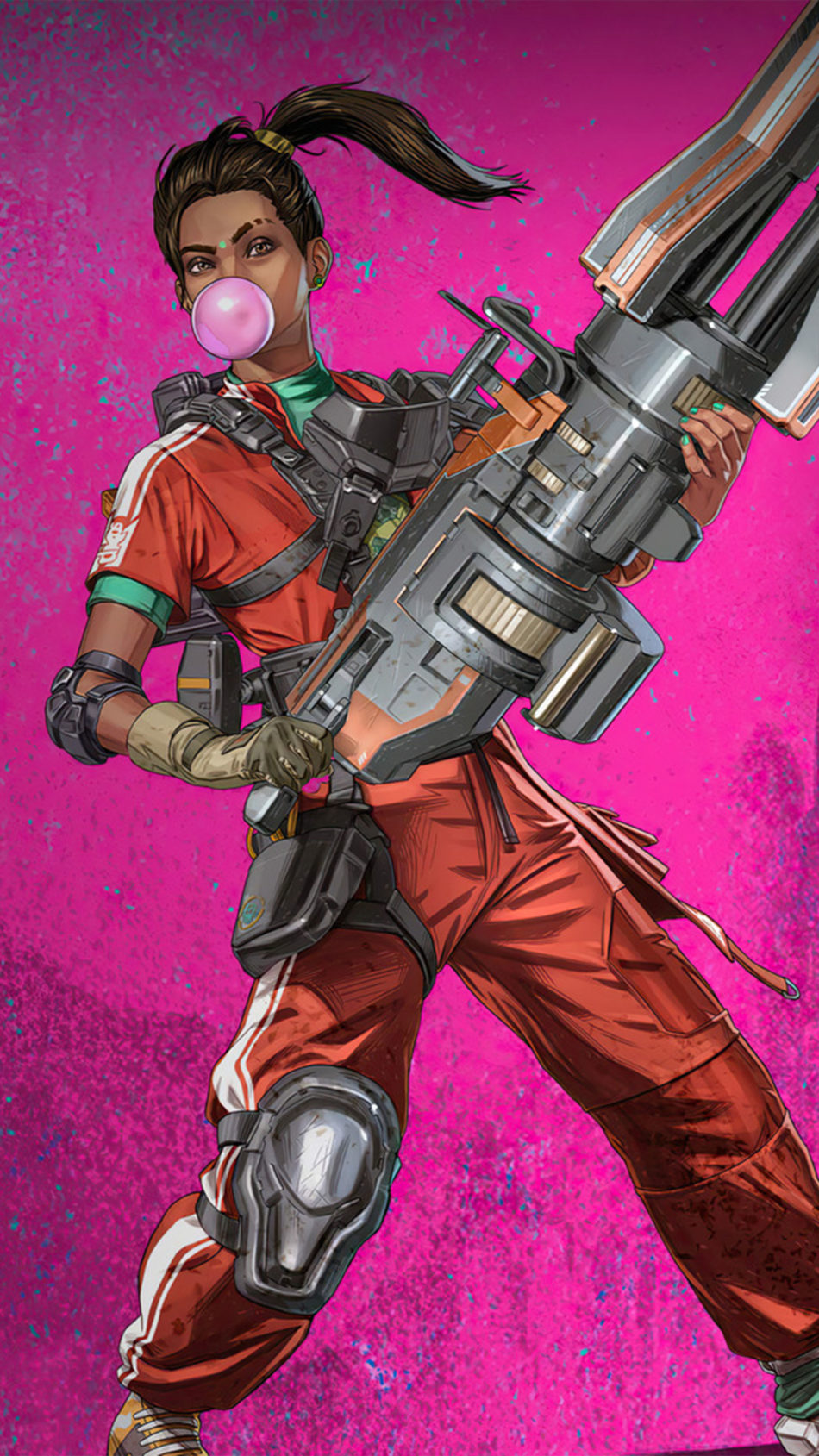 Rampart Apex Legends 4K Ultra HD Mobile Wallpaper