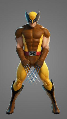 Wolverine Fortnite 4K Ultra HD Mobile Wallpaper