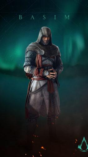 Basim Assassin's Creed Valhalla 4K Ultra HD Mobile Wallpaper