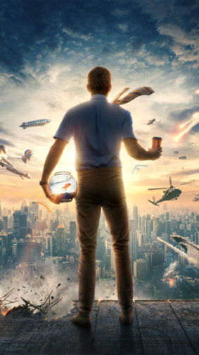 Free Guy 2020 Poster 4K Ultra HD Mobile Wallpaper