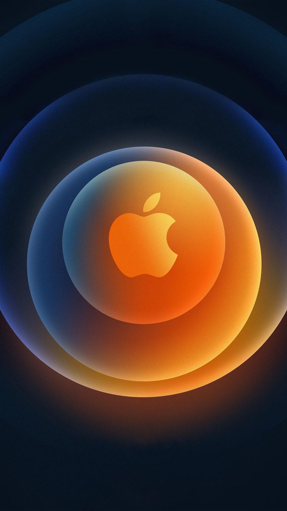 Iphone 12 Logo 4k Ultra Hd Mobile Wallpaper