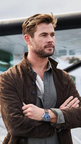 Chris Hemsworth 2020 4K Ultra HD Mobile Wallpaper