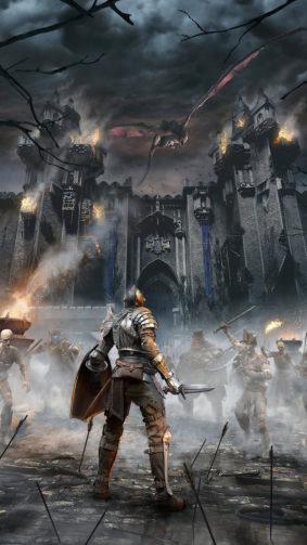Demon's Souls Remake 2020 Poster 4K Ultra HD Mobile Wallpaper