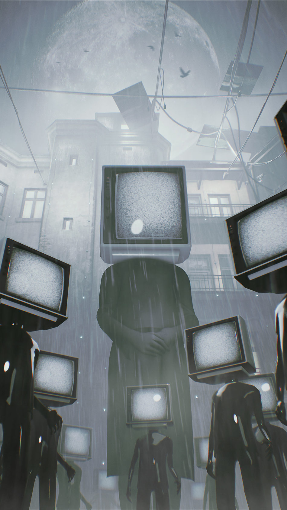 Observer System Redux Game Poster 4K Ultra HD Mobile Wallpaper