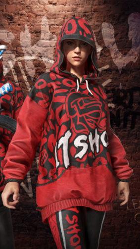 17SHOU's Skin Playerunknown's Battlegrounds Season 10 4K Ultra HD Mobile Wallpaper