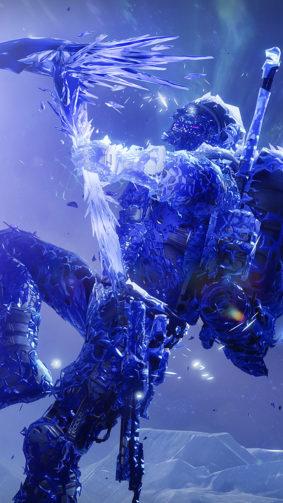 Destiny 2 Beyond Light 2020 Poster 4K Ultra HD Mobile Wallpaper