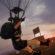 Emergency Parachute Playerunknown's Battlegrounds Season 10 4K Ultra HD Mobile Wallpaper