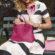 Karlie Kloss With Pink Handbag 4K Ultra HD Mobile Wallpaper