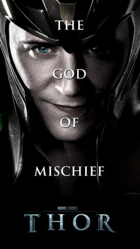 Loki God of Mischief 2021 4K Ultra HD Mobile Wallpaper