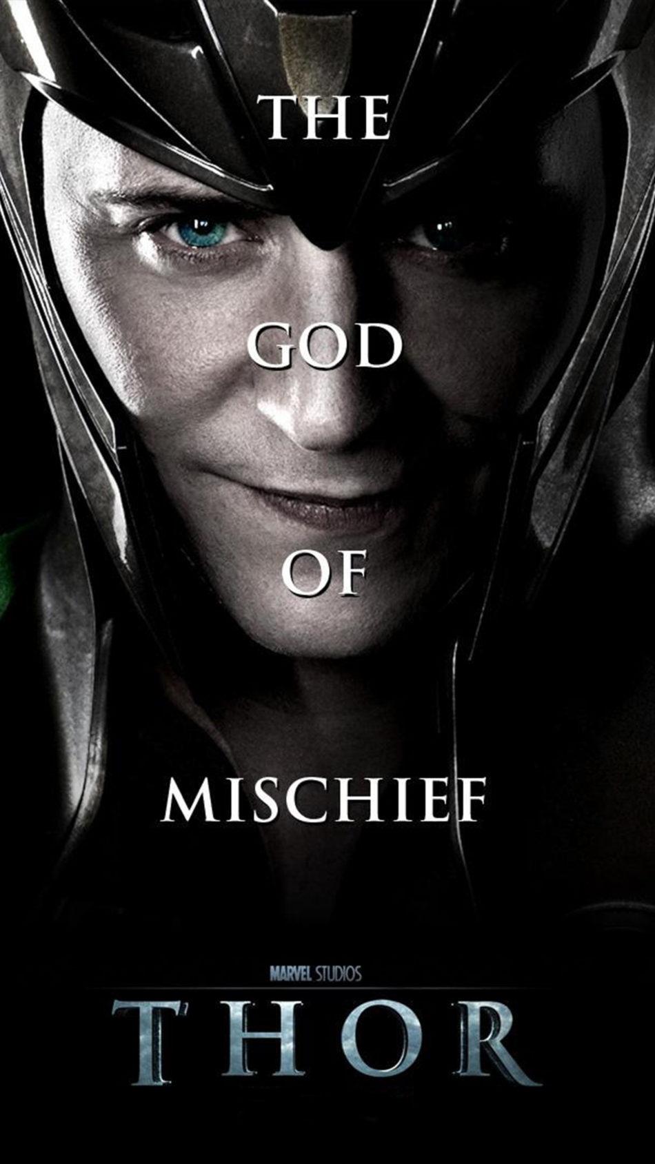 Loki God of Mischief 2021 4K Ultra HD Mobile Wallpaper