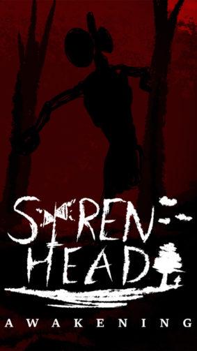 Siren Head Awakening Game Poster 4K Ultra HD Mobile Wallpaper