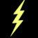 Yellow Flash Dark Background 4K Ultra HD Mobile Wallpaper