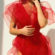 Hailee Steinfeld In Red Dress 2021 4K Ultra HD Mobile Wallpaper