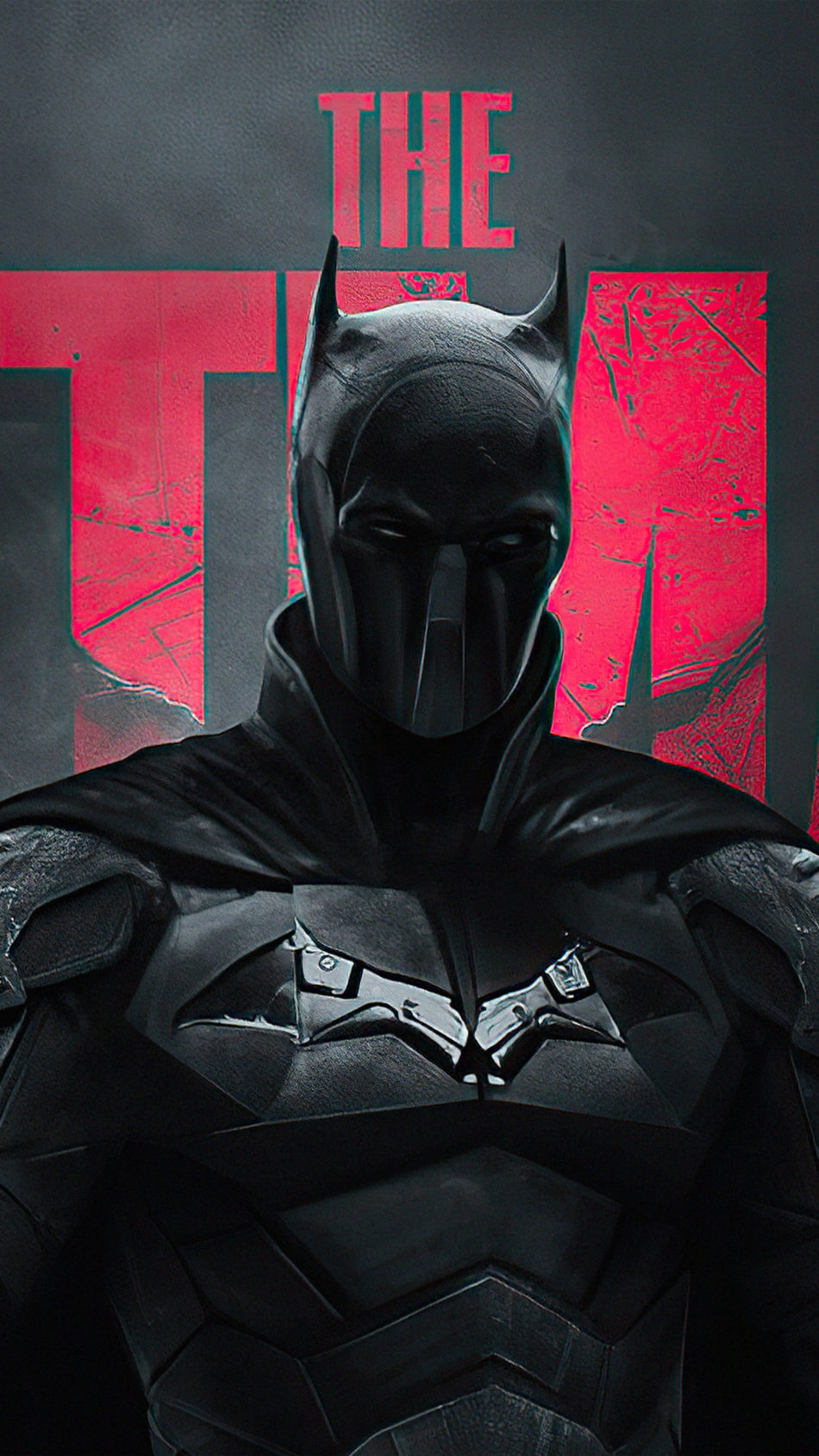 The Batman DC Darkness 2021 Poster 4K Ultra HD Mobile Wallpaper