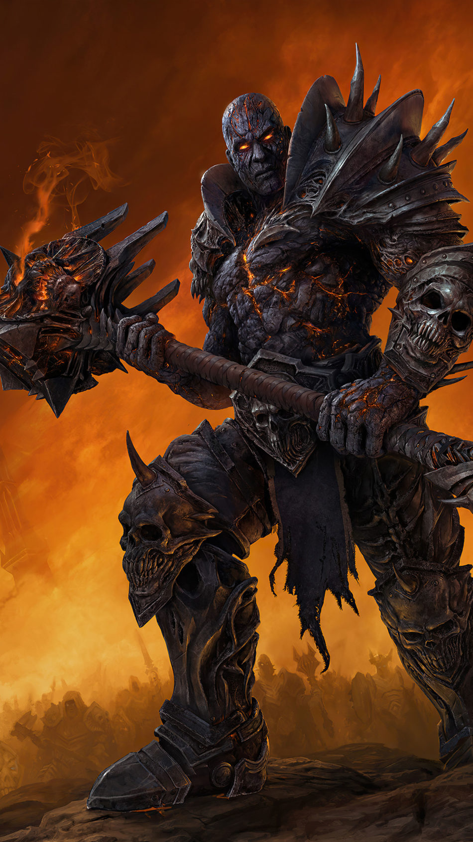 World of Warcraft Shadowlands 2021 4K Ultra HD Mobile Wallpaper